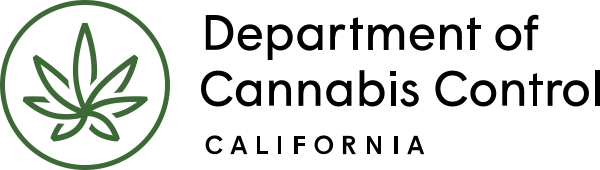 Department of Cannabis Control Logo